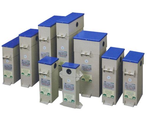 Low Voltage App Capacitors Film Foil Capacitor Shunt Power Capacitor